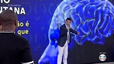 Doutor Fernando Pinto explica o 'déjà vu' - Sensação acontece quando a memória é armazenada primeiro no campo da memória de longo prazo