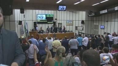 Câmara discute projeto que permite à Guarda Municipal aplicar multas em Ribeirão Preto - Proposta foi encaminhada pelo Executivo.