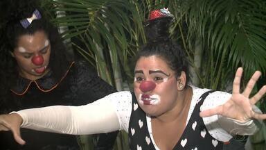 Alagoanas vão participar do Festival Internacional de Palhaçadas em Recife - Espetáculo é garantia de boas risadas.