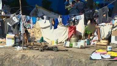 Pesquisa define perfil de imigrantes venezuelanos - Grupo migrou para Roraima.