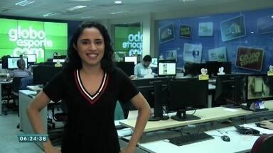 Veja os destaques do esporte do Bom Dia Ceará desta quarta-feira (13) - Saiba mais em g1.com.br/ce