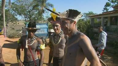 5ª Edição dos Jogos dos Povos Indígenas de Minas Gerais começam em Caldas (MG) - 5ª Edição dos Jogos dos Povos Indígenas de Minas Gerais começam em Caldas (MG)