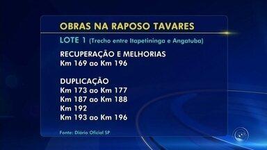 Licitação para obras na Raposo Tavares é autorizada em trecho entre Itapetininga e Itaí - Governador Geraldo Alckmin assinou a autorização do edital nesta quarta-feira (13) no Palácio dos Bandeirantes.