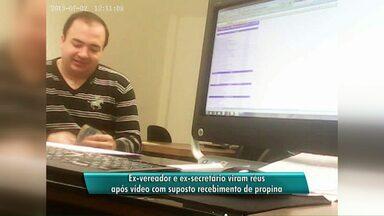 Justiça aceita denúncia contra ex-vereador e ex-secretário de Cascavel - Eles são acusados de corrupção ativa e passiva, ocorrido em 2013.