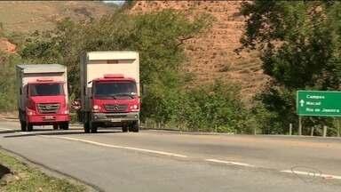 Dois trechos mais perigosos da BR-101 ficam no Sul do ES - Acidente matou 11 pessoas em Mimoso do Sul no domingo (10).