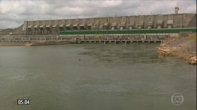 TRF suspende licença de instalação da Usina de Belo Monte em Altamira no PA - A empresa Norte Energia só poderá retomar as obras da hidrelétrica no Rio Xingu até a adaptação do projeto para reassentamento das pessoas despejadas do local.