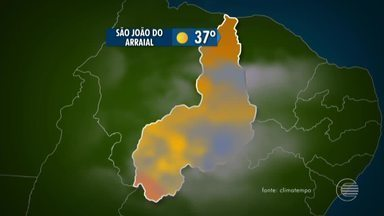 Veja a previsão do tempo para esta semana no Piauí - Veja a previsão do tempo para esta semana no Piauí