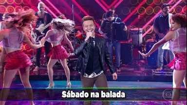 Michel Teló canta 'Ai, Se Eu Te pego' - Confira hit mundial do sertanejo