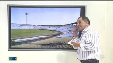 Albertão passa por análise visando liberação de 5 mil assentos para o Nordestão - Albertão passa por análise visando liberação de 5 mil assentos para o Nordestão