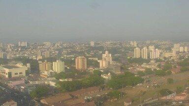 Terça-feira tem sol forte e calor na região de Campinas; não há previsão de chuvas - Temperatura máxima para a cidade deve ser de 33ºC.
