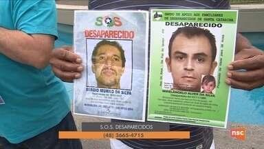 Veja o quadro 'Desaparecidos' desta terça-feira (19) - Veja o quadro 'Desaparecidos' desta terça-feira (19)