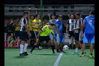 Arbitragem é personagem principal no Campeonato de Árbitros do Pará - Competição paraense é formada por cerca de 100 árbitros, divididos em sete equipes, onde a regra é seguida a risca pelos participantes