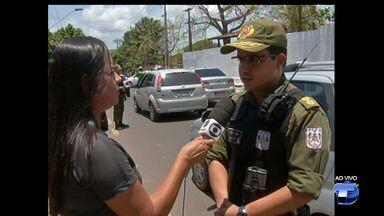 PM orienta condutores sobre as fiscalizações realizadas no município - Uma campanha nacional está ocorrendo para conscientizar a população sobre os procedimentos nas abordagens e blitz policiais.