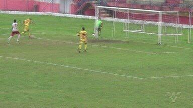 Jabaquara vence o Real Cubatense pelo Paulista sub-20 - Leão bateu o Guará por 2 a 1.
