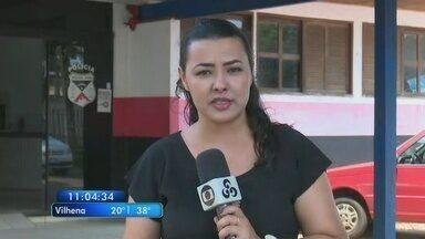 Homem é morto a tiros em Cerejeiras - O crime aconteceu na noite dessa segunda-feira (18).