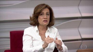 Miriam Leitão comenta recuo do governo sobre reserva mineral - Miriam Leitão comenta recuo do governo sobre reserva mineral.