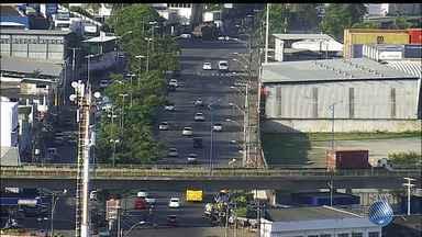 Veja imagens do trânsito na LIP e na Avenida Oscar Pontes - Confira no Radar do JM.