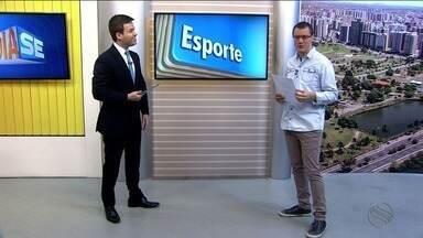 Confira as notícias do esporte desta sexta (29/09) - Thiago Barbosa destaca a vitória de Capela sobre Riachão em jogo válido pela última rodada da primeira fase.