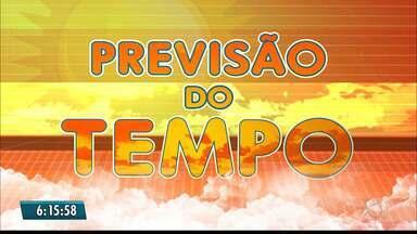Cagepa interrompe fornecimento de água em Campina Grande no domingo - Veja previsão do tempo em toda a Paraíba.