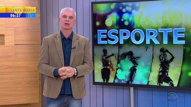 Grêmio fecha contratação de Cícero; Times da Série B focam no treino - Assista ao vídeo.