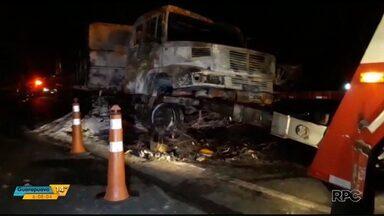 Acidentes na BR-277 vão ser discutidos na Assembleia Legislativa - Deputados paranaenses querem saber o motivo de tantos acidentes.