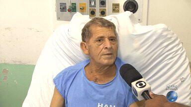 Dia do coração: conheça a história de um idoso que sobreviveu a três infartos - Nos últimos três anos, mais de 11.500 pessoas morreram de infarto na Bahia.