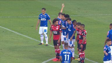 Cruzeiro 0 (5) x (3) 0 Flamengo
