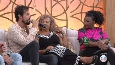 Paulinho Vilhena ganhou o Kikito de Ouro pela atuação no filme 'Como Nossos Pais' - Ator fala sobre as relações familiares trabalhadas no longa