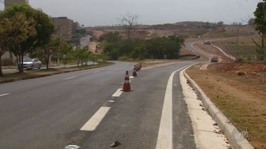 Novo acesso para a Rodovia Dom Pedro I, em Campinas, é liberado nesta sexta - Acesso fica na altura do Shopping Galleria.
