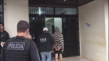 Operação Rescaldo prende ex-diretor de secretária de Campos Novos - Operação Rescaldo prende ex-diretor de secretária de Campos Novos