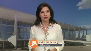 Carolina Bahia fala sobre o pedido do RS ao Ministério da Agricultura - Assista ao vídeo.