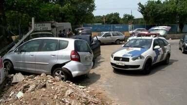 Dois homens são presos após perseguição em Vila Velha, no ES - Suspeitos estariam cometendo roubos na região.