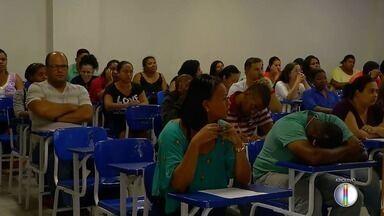 Justiça suspende parte do processo seletivo de Macaé, no RJ - Assista a seguir.