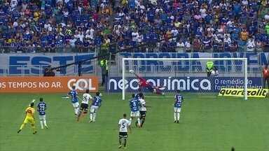 Melhores momentos: Cruzeiro 1 x 1 Corinthians pela 26ª rodada do Brasileirão 2017 - Melhores momentos: Cruzeiro 1 x 1 Corinthians pela 26ª rodada do Brasileirão 2017.
