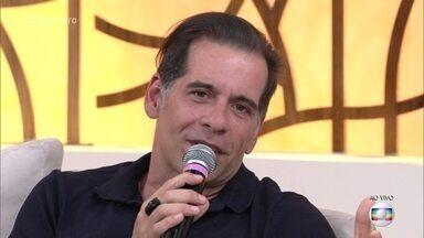 Leandro Hassum comemora segunda temporada de 'A Cara do Pai' - Série estreia neste domingo com muitos convidados especiais