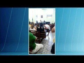 Presidente da Câmara de Pocrane assume, interinamente, prefeitura após prisão de prefeito - Álvaro de Oliveira Pinto Júnior foi preso preventivamente no último dia dois de outubro, após investigação do MP acusar que ele desviou dinheiro do município e estava ameaçando testemunhas.