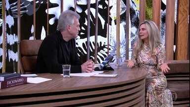 Bruna Lombardi revela que mora na mesma casa onde o filho nasceu - Atriz se divide entre São Paulo, Trancoso e Los Angeles