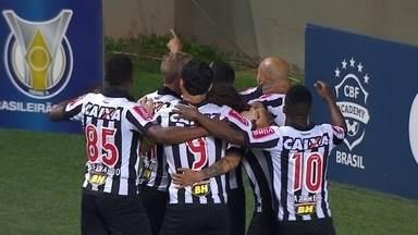 O gol de Atlético-MG 1 x 0 São Paulo pela 27ª rodada do Campeonato Brasileiro - O gol de Atlético-MG 1 x 0 São Paulo pela 27ª rodada do Campeonato Brasileiro