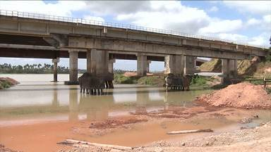 Duas barragens trazem problemas a comunidades de Pindaré-Mirim - Barragem mais antiga já causou a morte de peixes e a segunda pode piorar o assoreamento dos rios Zutíua e Pindaré.