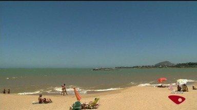 Confira a previsão de tempo deste sábado (14) em Vitória - O sábado será de sol e a temperatura pode chegar a 32 graus na Grande Vitória.