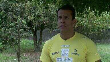 Conheça a história do velocista alagoano Bruno Lins - Atleta esteve em Maceió e falou um pouco da carreira.