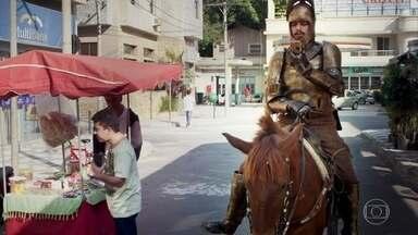Cavaleiro perdido - Aqui é o condado de Warchavisk?