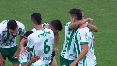 Os gols de Atlético-GO 1 x 3 Palmeiras pela 28ª rodada do Brasileirão 2017 - Os gols de Atlético-GO 1 x 3 Palmeiras pela 28ª rodada do Brasileirão 2017