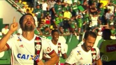 Melhores momentos de Chapecoense 0 x 1 Flamengo pela 28ª rodada do Brasileirão - Melhores momentos de Chapecoense 0 x 1 Flamengo pela 28ª rodada do Brasileirão