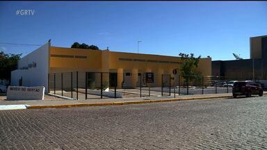 Museu do Sertão reabre as portas, em Petrolina - O local ficou fechado por mais de um ano.