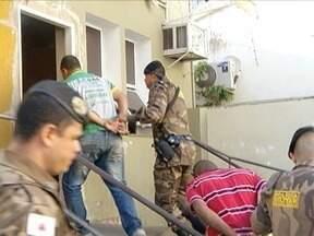 Dois detentos de presídio em Montes Claros são suspeitos de violentar duas menores - Eles estão presos em regime semiaberto.
