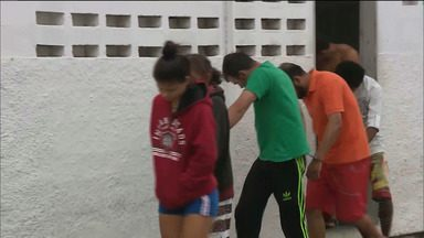 Catorze pessoas são presas em uma operação da Polícia Civil em Soledade e Juazeirinho - Um adolescente foi apreendido na operação.