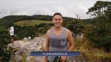 Giro de notícias: polícia prende suspeitos de matar turista de São Paulo em Florianópolis - Giro de notícias: polícia prende suspeitos de matar turista de São Paulo em Florianópolis