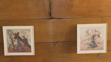 Telas de Portinari na Igreja da Pampulha em Belo Horizonte serão restauradas - Telas de Portinari na Igreja da Pampulha em Belo Horizonte serão restauradas