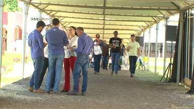 Wintershow segue até quinta-feira em Guarapuava - A feira traz novidades para o homem do campo